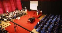 DIPLOMON GJENERATA E PESTË E STUDENTËVE NË KOLEGJIN ISPE (2)