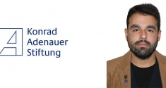 ISPE College student, Elvin Blakaj is the winner of the Scholarship Programme of the Konrad-Adenauer-Stiftung